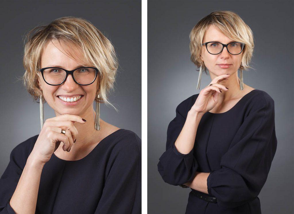 Фотосъёмка делового портрета для руководителя компании