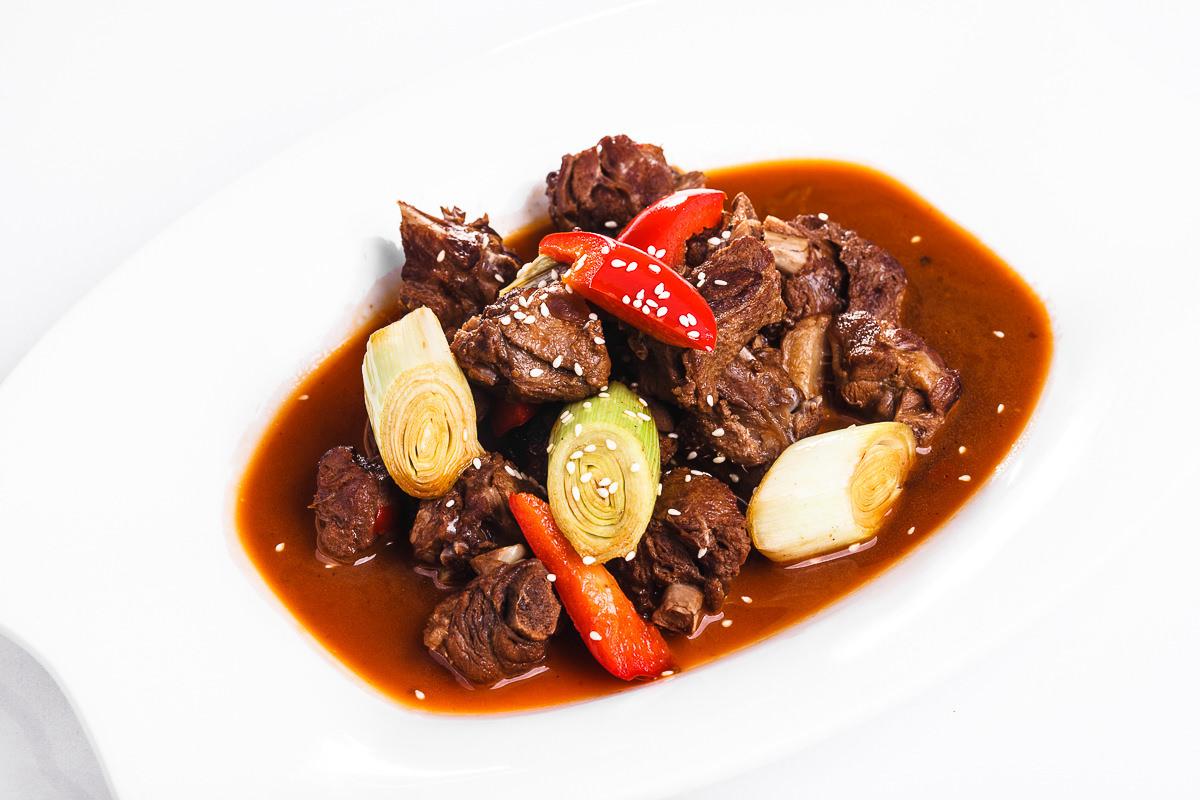 Фотосъемка блюд для китайского ресторана в Минске