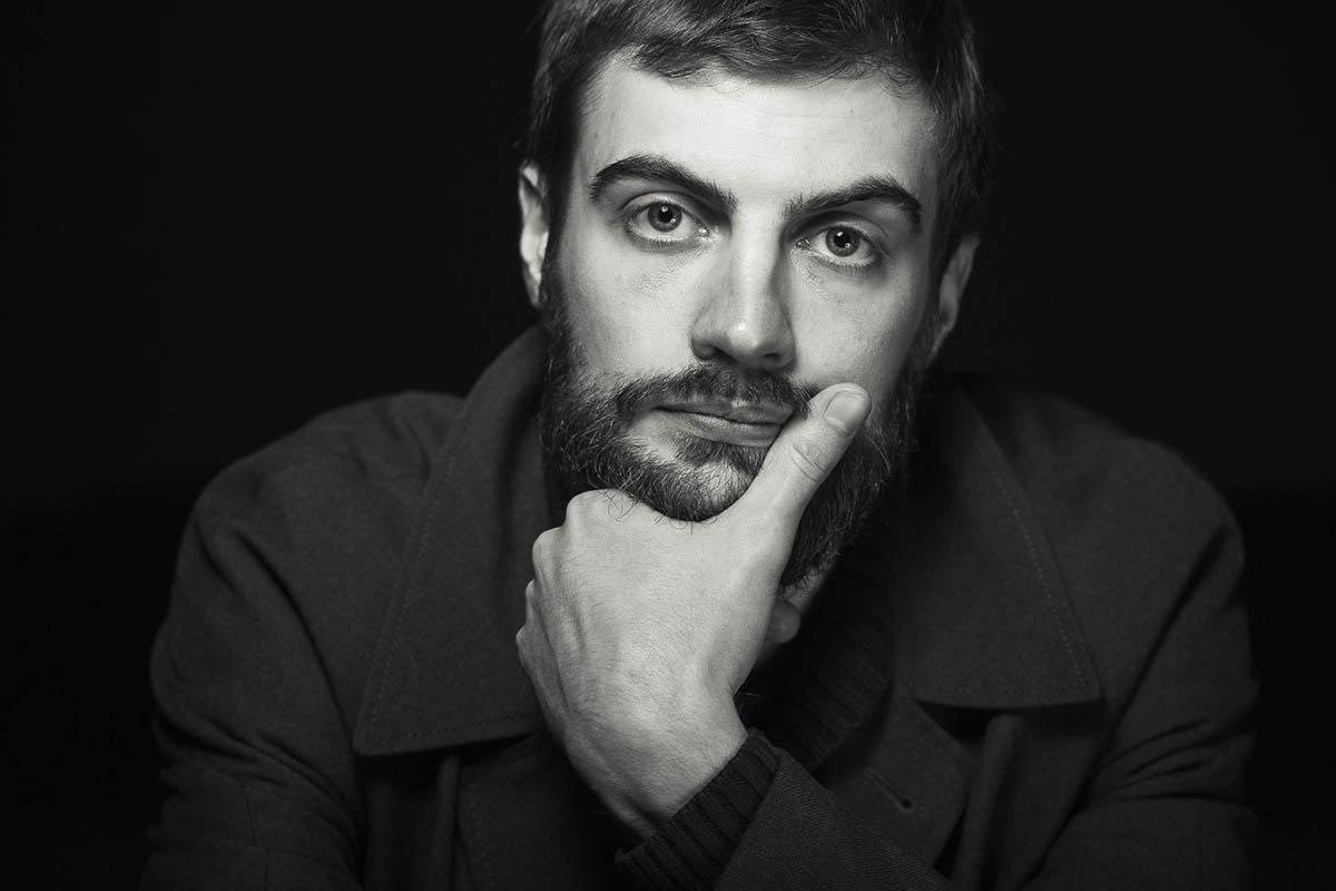 Фотосессия для мужчин в профессиональной студии в Минске