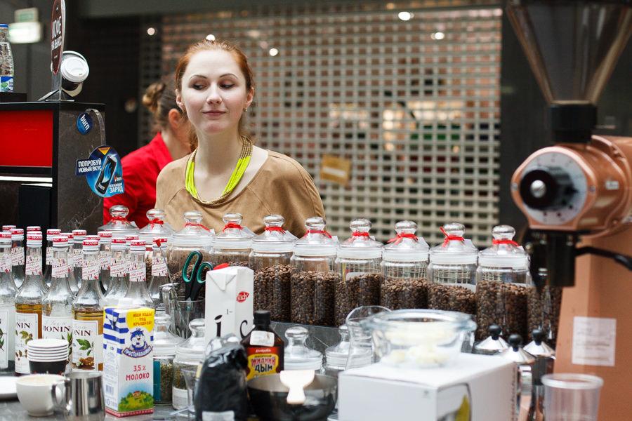 Кофейный фестиваль в Минске