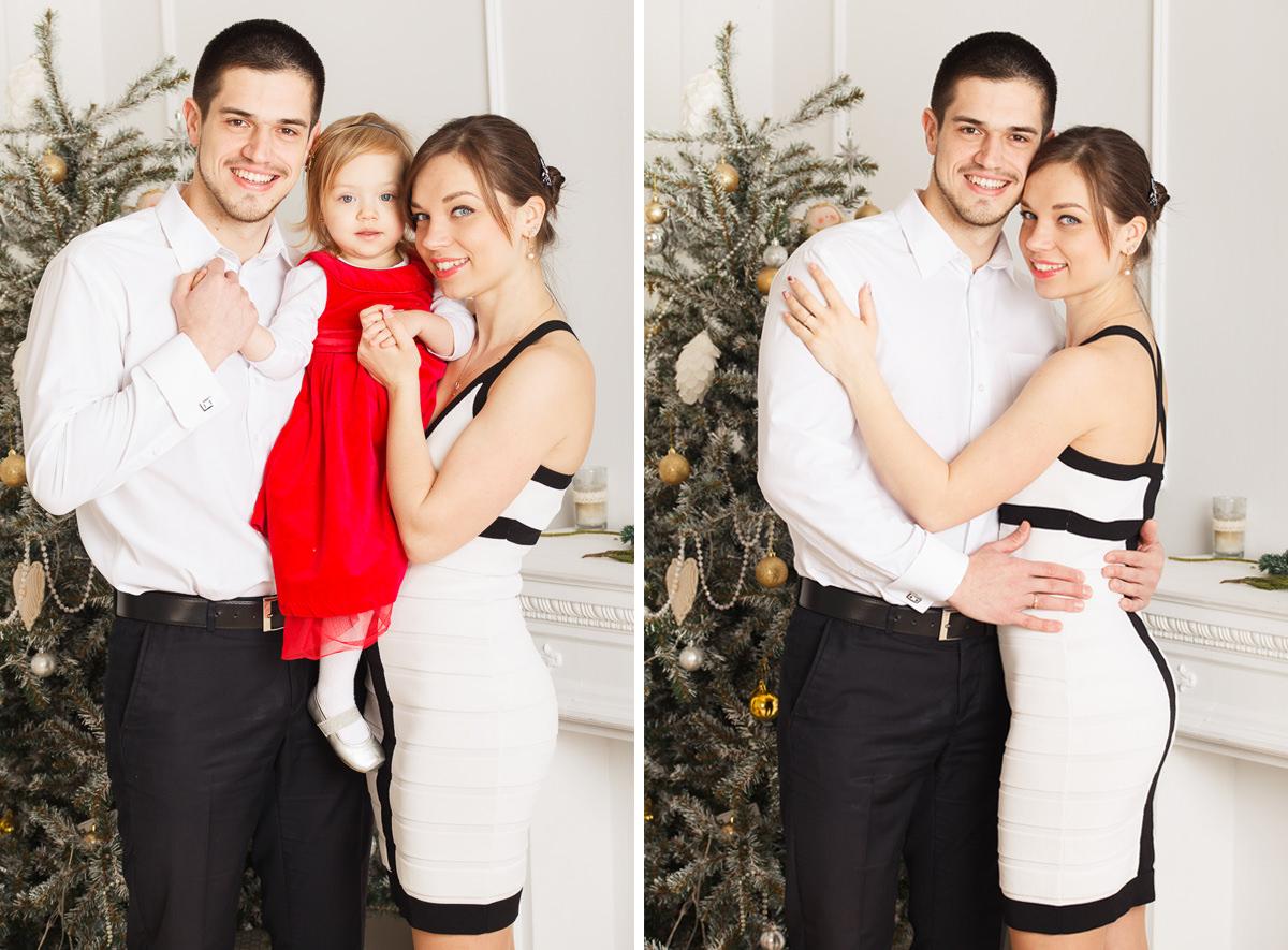 Семейная фотосъемка в Минске