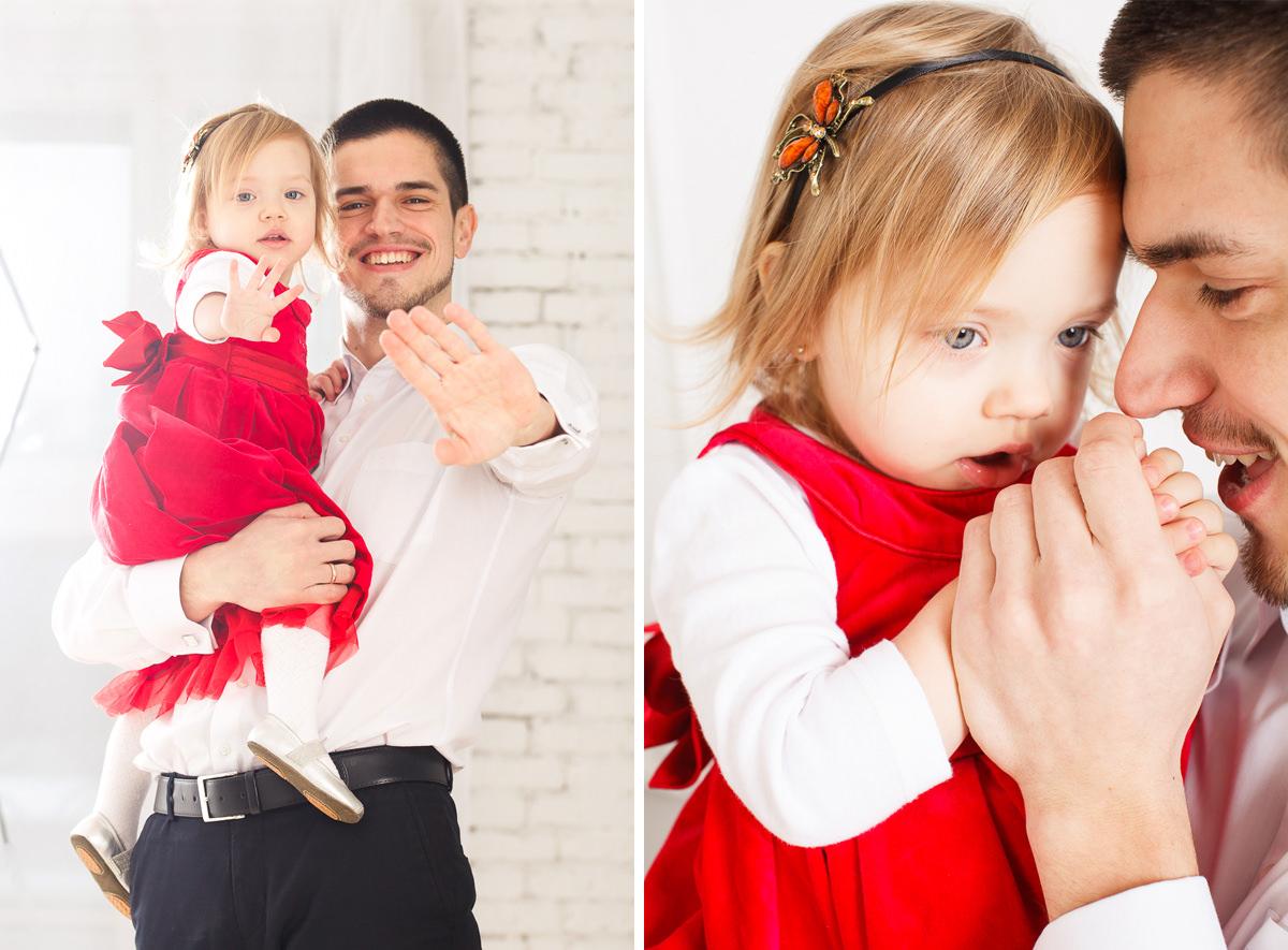 Фотографии папы с дочкой