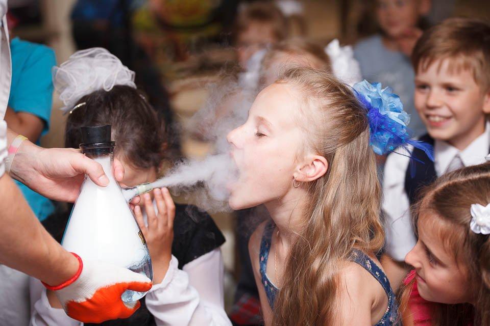 Репортажная фотосъемка детских праздников в Минске