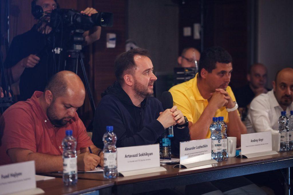 Репортажная фотосъемка в Минске - Imagine Cup 2018-42