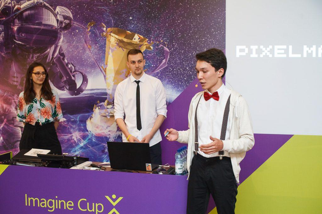 Репортажная фотосъемка в Минске - Imagine Cup 2018-43