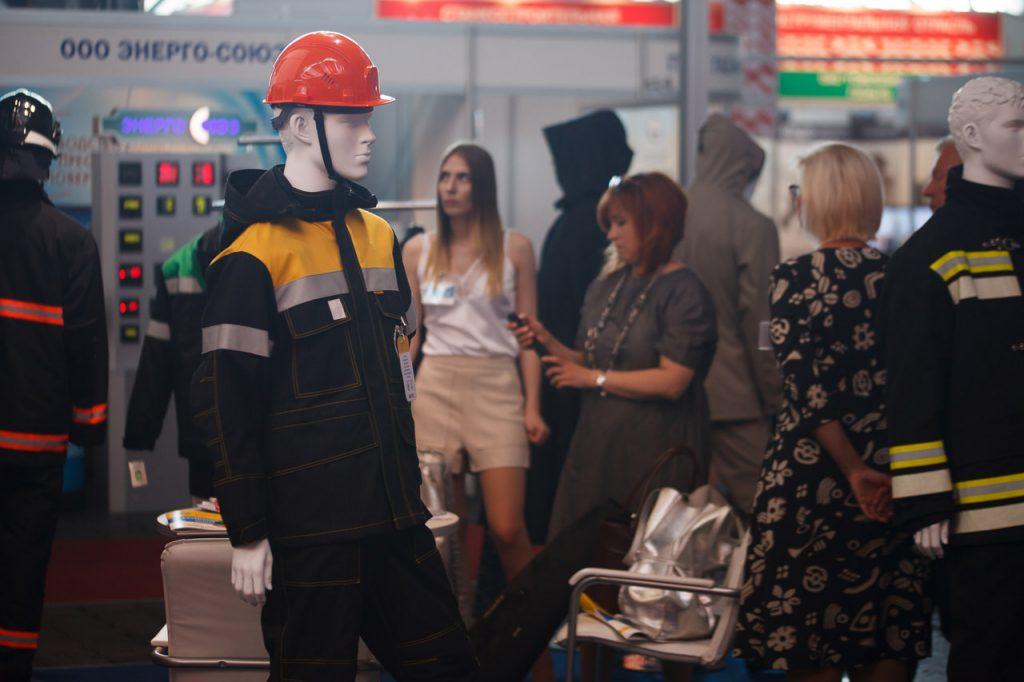 Репортажная фотосъемка на международной выставке «Химия. Нефть и газ»-11