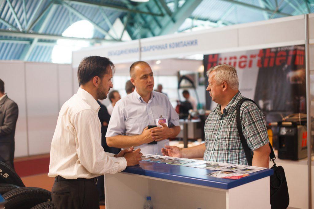 Репортажная фотосъемка на международной выставке «Химия. Нефть и газ»-14