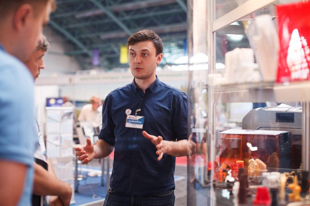 Репортажная фотосъемка на международной выставке «Химия. Нефть и газ»-22