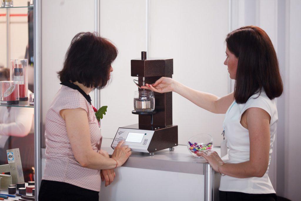 Репортажная фотосъемка на международной выставке «Химия. Нефть и газ»-27
