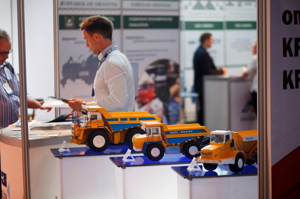 Репортажная фотосъемка на международной выставке «Химия. Нефть и газ»-33