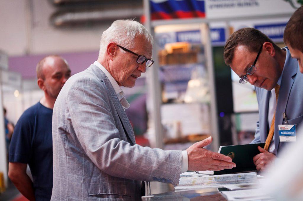 Репортажная фотосъемка на международной выставке «Химия. Нефть и газ»-39