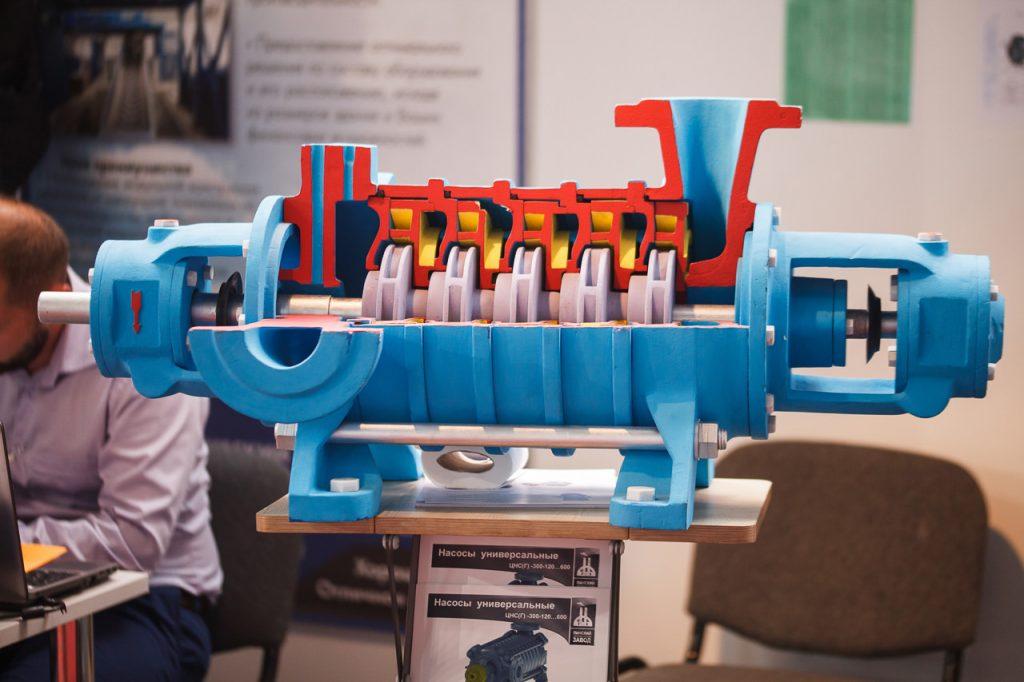Репортажная фотосъемка на международной выставке «Химия. Нефть и газ»-41