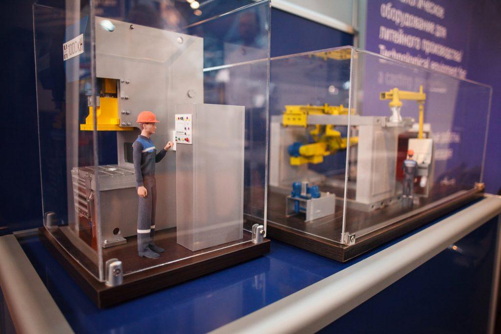 Репортажная фотосъемка на международной выставке «Химия. Нефть и газ»-47