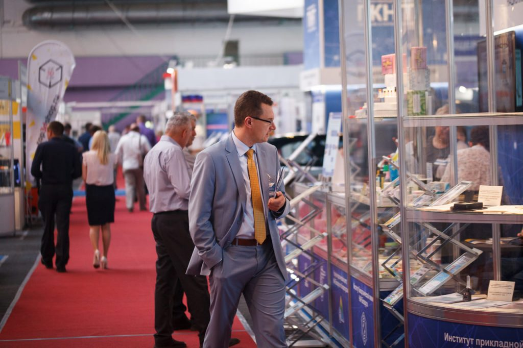 Репортажная фотосъемка на международной выставке «Химия. Нефть и газ»-05