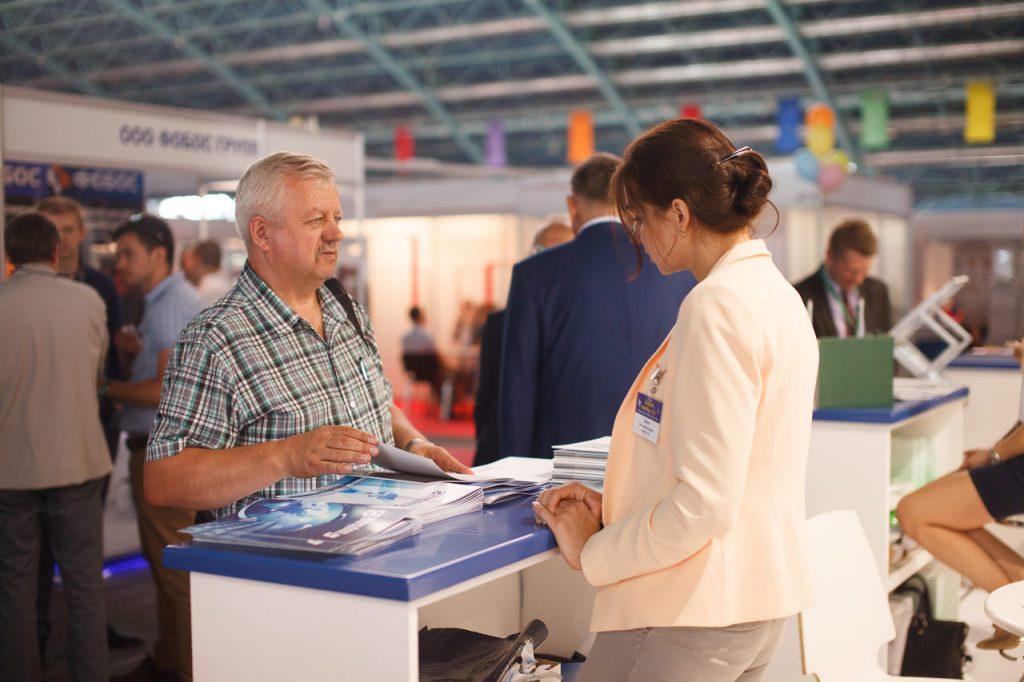 Репортажная фотосъемка на международной выставке «Химия. Нефть и газ»-09