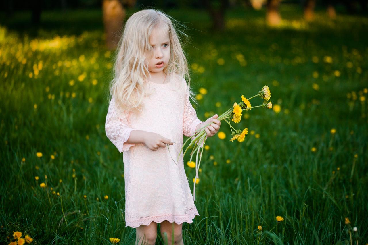 Детская фотосессия в парке-13