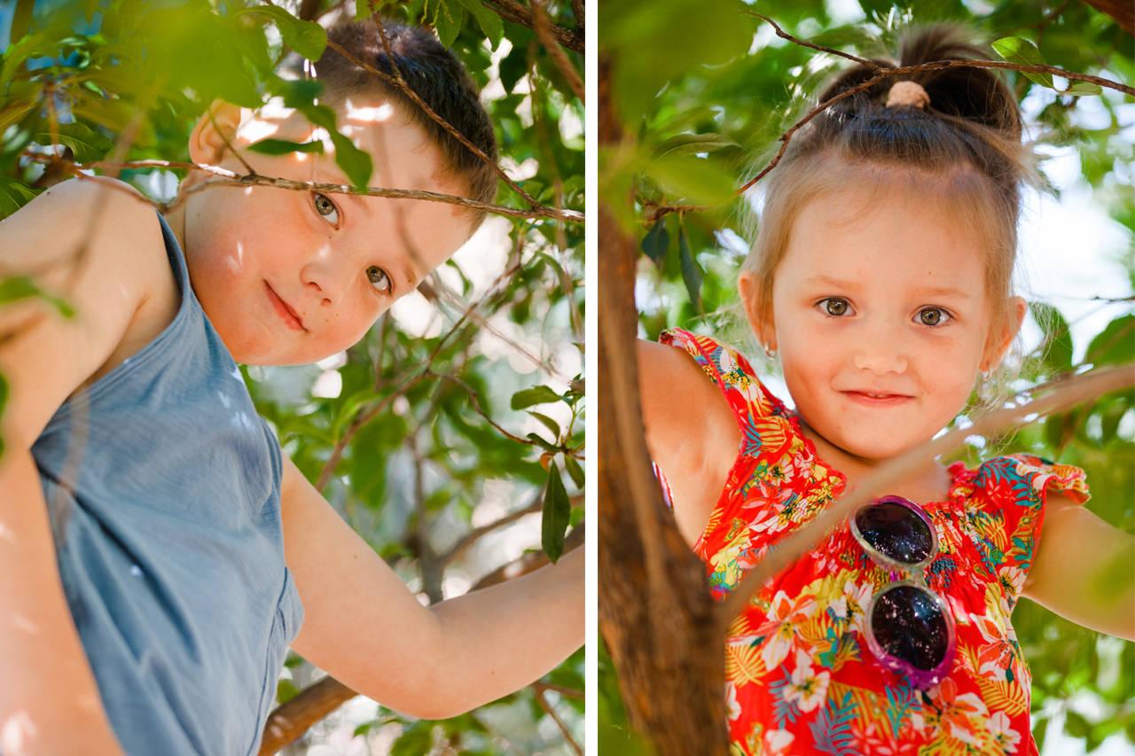 Фотосъемка детей в Италии