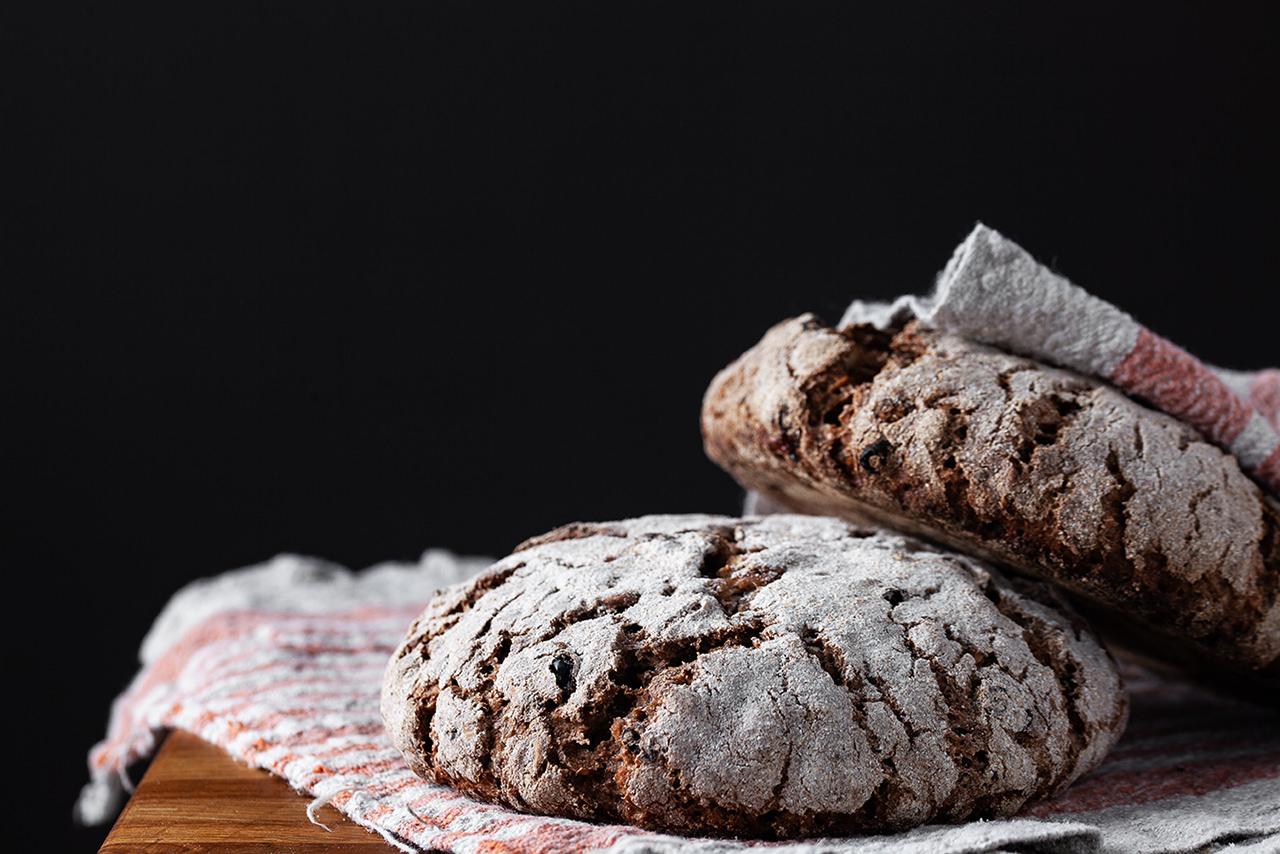 Финский ржаной хлеб
