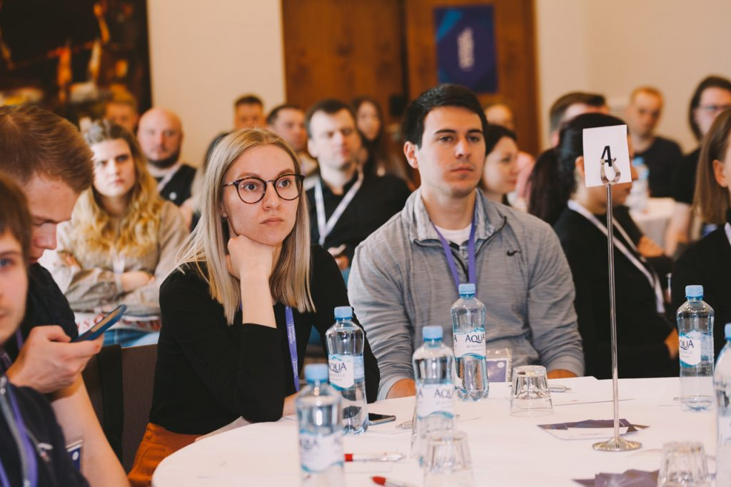Фотосъемка на Facebook gaming workshop Minsk