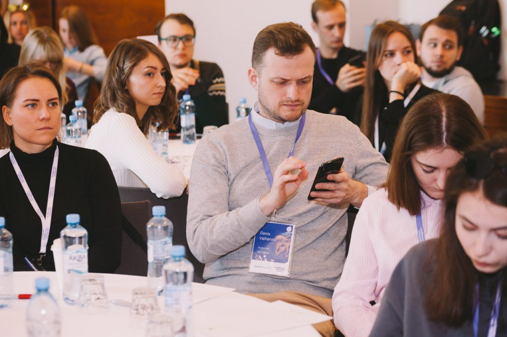 Фотосъемка на Facebook gaming workshop Minsk Belarus