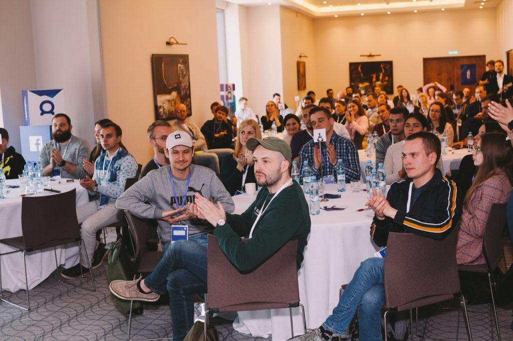 Фотосъёмка мероприятия в Минске - Facebook gaming workshop
