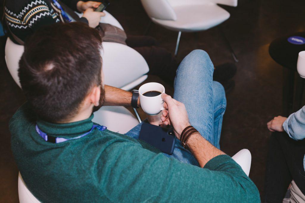 Фотосъёмка мероприятия - Facebook gaming workshop Minsk