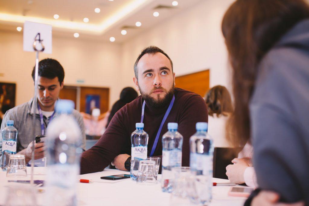 IT Workshop в Марриотт Отель в Минске