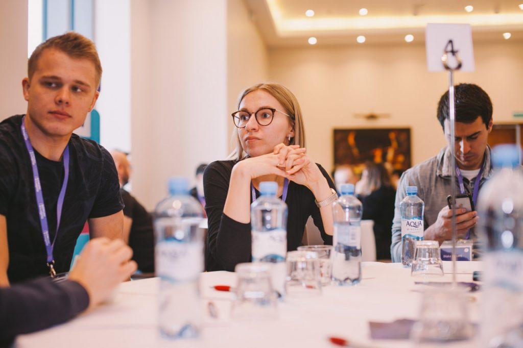 IT Workshop в Минск Марриотт Отель