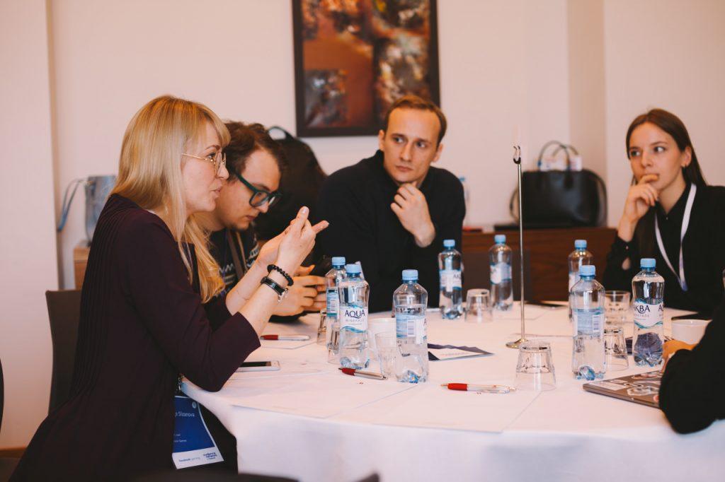 Facebook marketing workshop Minsk