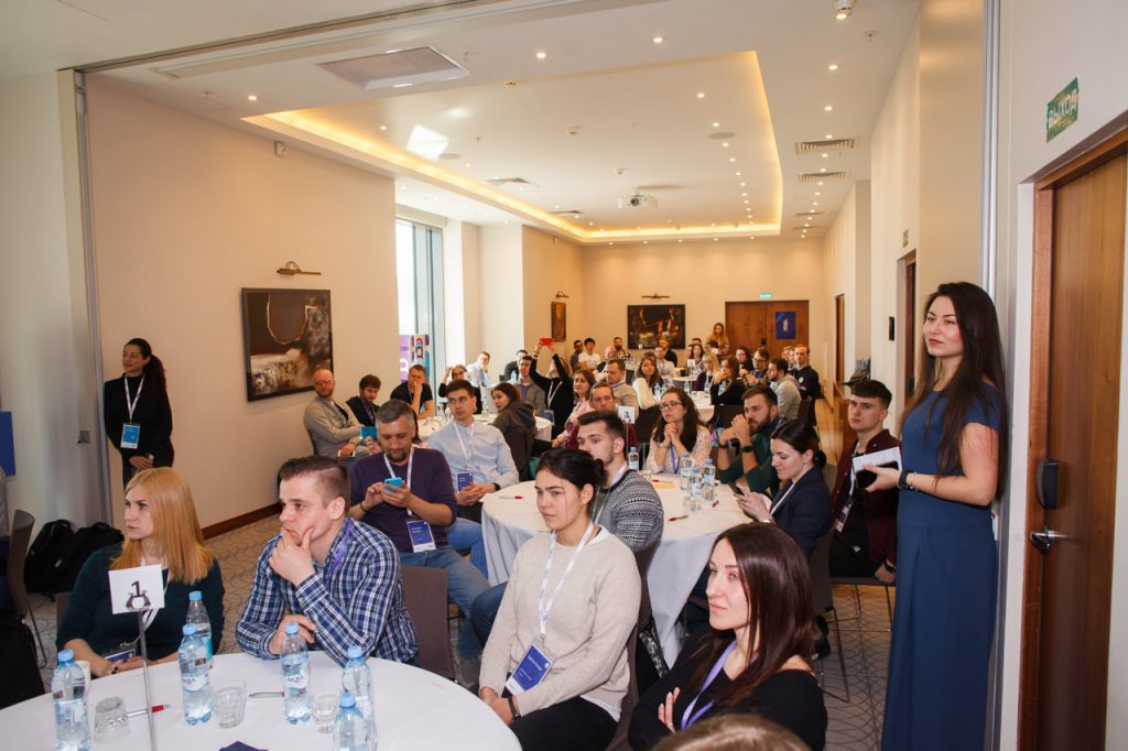 Facebook gaming workshop Minsk