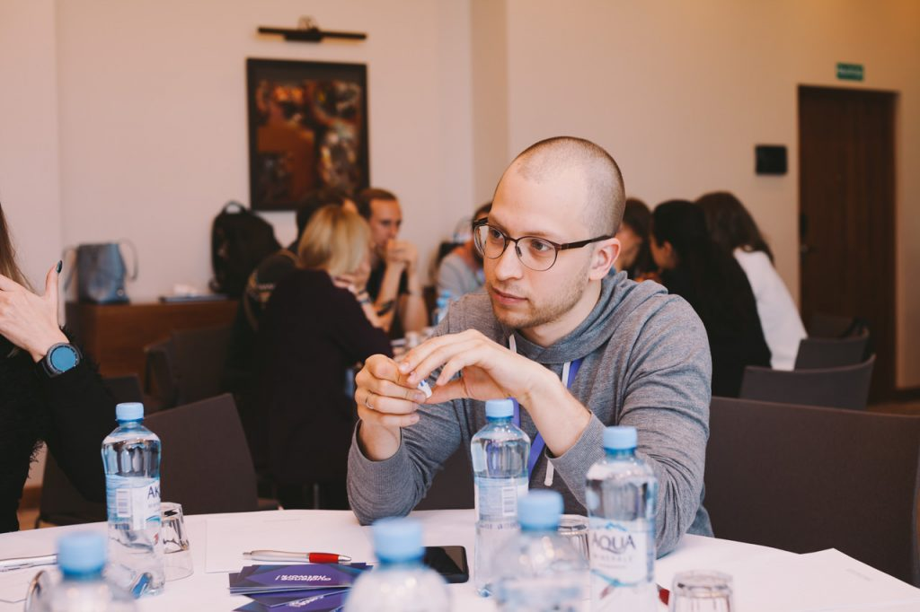 Workshop Minsk