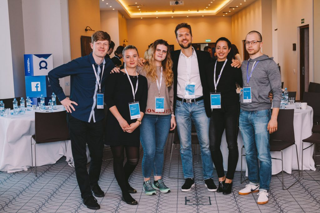 Фотосъёмка мероприятия в Минск Марриотт Отель - Facebook gaming workshop