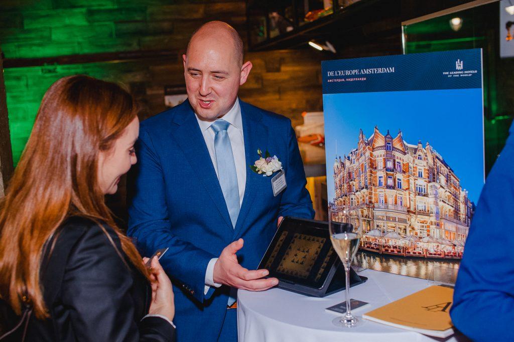 """Репортажная фотосъёмка на мероприятии """"The Leading Hotels"""" в Минске 29"""