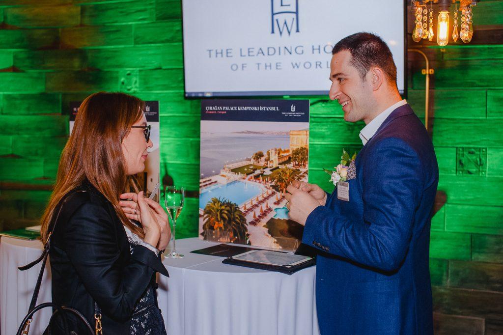 """Репортажная фотосъёмка на мероприятии """"The Leading Hotels"""" в Минске 30"""