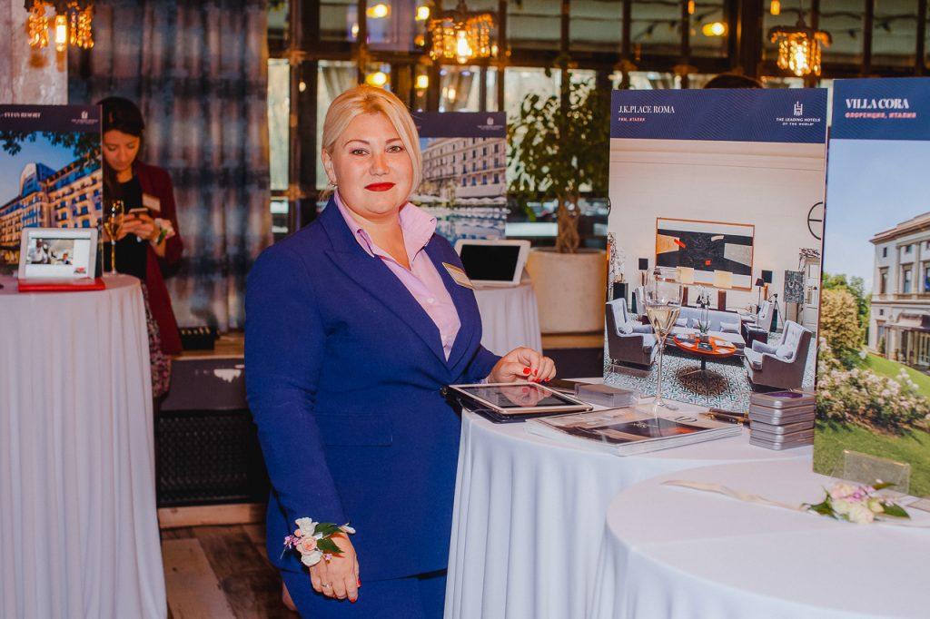 """Репортажная фотосъёмка на мероприятии """"The Leading Hotels"""" в Минске 11"""