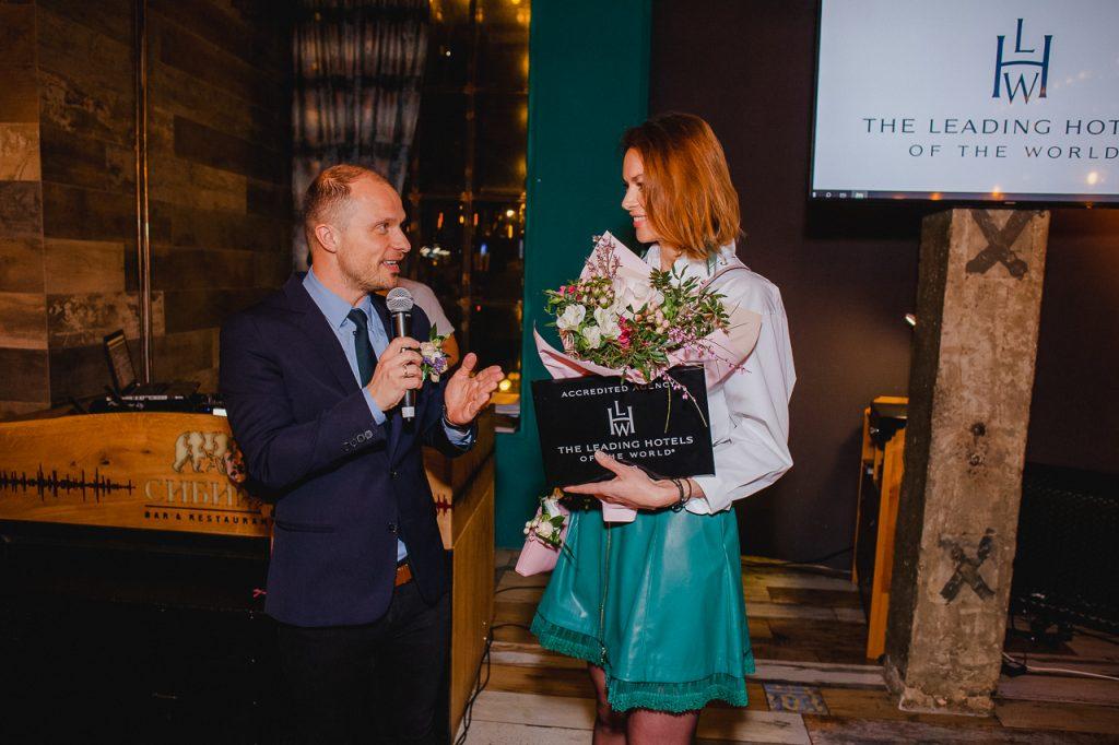 """Репортажная фотосъёмка на мероприятии """"The Leading Hotels"""" в Минске 47"""
