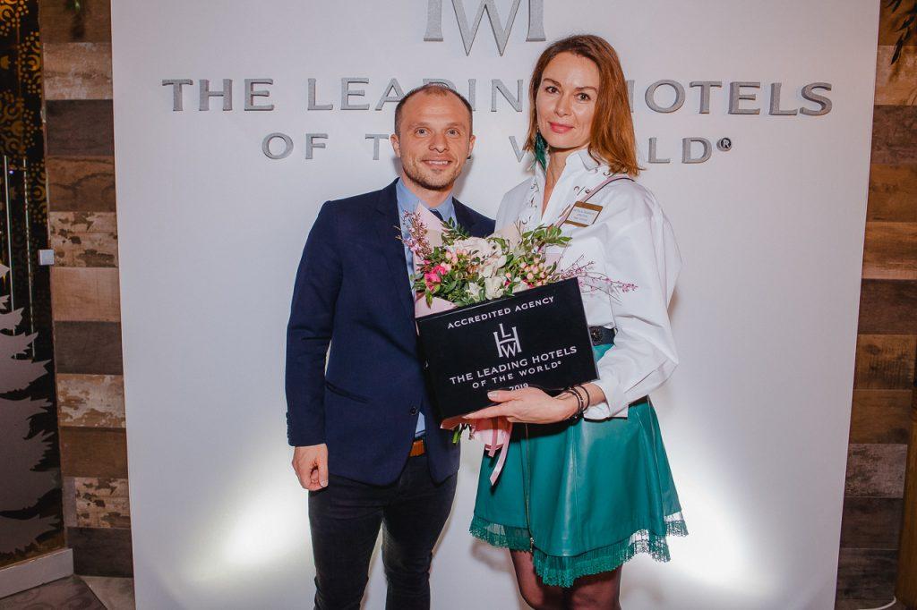 """Репортажная фотосъёмка на мероприятии """"The Leading Hotels"""" в Минске 50"""