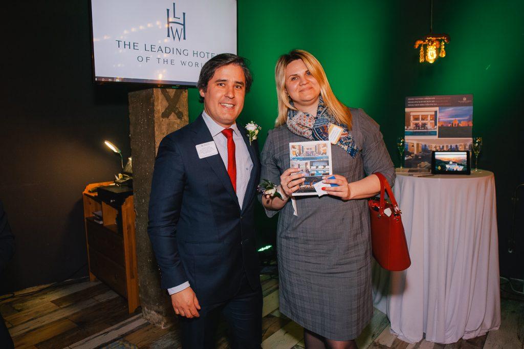 """Репортажная фотосъёмка на мероприятии """"The Leading Hotels"""" в Минске 54"""