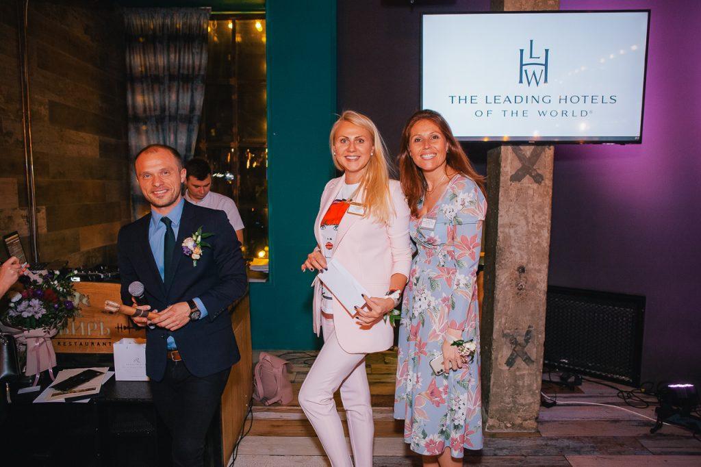 """Репортажная фотосъёмка на мероприятии """"The Leading Hotels"""" в Минске 57"""
