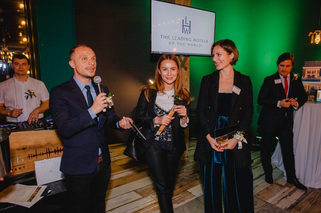 """Репортажная фотосъёмка на мероприятии """"The Leading Hotels"""" в Минске 60"""
