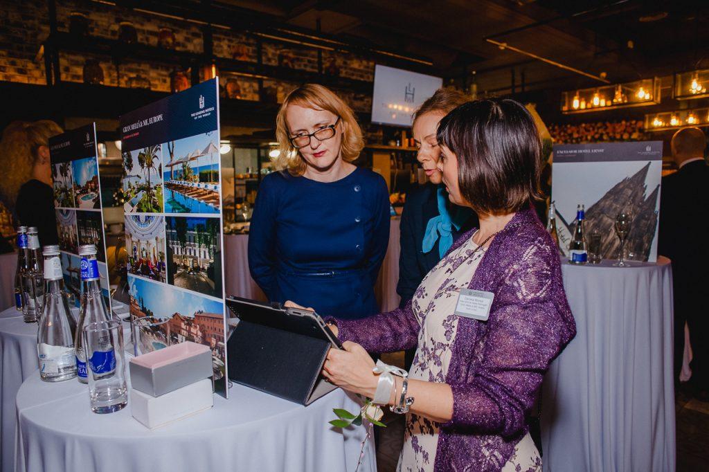 """Репортажная фотосъёмка на мероприятии """"The Leading Hotels"""" в Минске 22"""