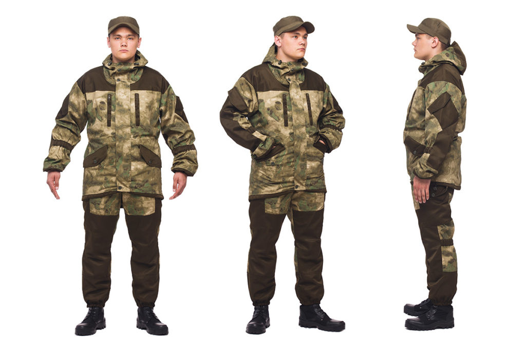 Фотосъемка одежды для каталога сайта